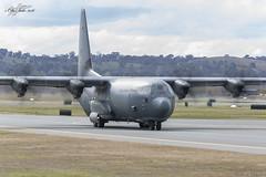 RAAF C-130J Hercules A97-441 (Col Turner) Tags: airport force aircraft aviation air group australian royal aeroplane canberra lockheed raaf hercules mobility avgeek 37sqn yscb a97441