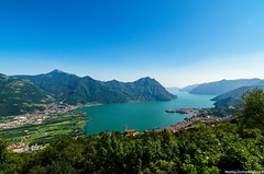 Lake Iseo (Mattia Domeneghini) Tags: italy lake lago italia bergamo brescia lombardia diseo naturali bellezze lovere pisogne