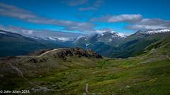 Thompson Pass (John E. Allen) Tags: alaska2016 lumixgx8 thompsonpass johnallen