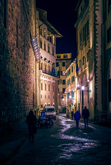 Florence at night (Arutemu) Tags: ciudad city cityscape view ville vista tuscany tuscan florence firenze italy italia italien italian night nighttime nightshot nightview nightstreet nightfall urban europe european
