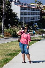 2016-07-07 - Santa Barbara Trip-48 (www.bazpics.com) Tags: summer city california santa barbara pier beach sand sea pacific ocean coast coastline me mireille barry trip visit july 2016 santabarbara unitedstates us