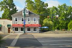 creekside cafe (brown_theo) Tags: big walnut creek gahanna ohio breakfast lunch creekside cafe i270 i670 granville street