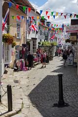 Quay Street, Lymington (Conan500) Tags: canon 60d 1585 lymington hampshire coast sunny sunshine boats sea