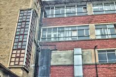 Art Deco CO-OP, Huddersfield, UK, 2014, jcw1967 (1) (jcw1967) Tags: huddersfield uk 2014 cooperative huddersfieldcoop artdeco 1936 hdr oloneo ope