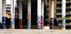 _DSC4245 (Parrasgo) Tags: urban streetart art blanco trash graffiti agua reflejo basura rubbish napoli fiore velas napoles escondido lavadoras pobreza secondigliano nascosto neveras camorra scampia gomorra