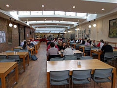 St John's College, Cambridge (AnthonyR2010) Tags: stjohnscollege cambridge university college architecture stjohns buttery cafeteria