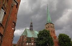 St. Jakobi zu Lbeck (langkawi) Tags: church kirche luebeck lbeck protestant stjakobi backsteinhallenkirche