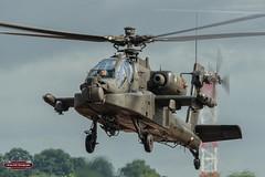 AH-64 Apache - Royal Netherlands Air Force ,RIAT 2016 (Bri Hall) Tags: riat raffairford airshow ah64 apache dutch