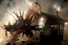 OMD05662  Omuta Daijayama Festival (Keishi Etoh rough-and-ready photoglaph) Tags: olympusmzuikodigital17mmf18 olympus 34mm  omd em1 olympusomdemi microfourthirds omuta daijayama