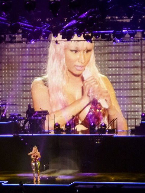 Nicki Minaj - The Pinkprint Tour - Zénith, Paris (2015)