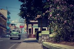 Santiago de Cuba (Audiovisual project) Tags: santiagodecuba cuba santiago calle street photostreet phototravel color colorful caribe caribbean cocheantiguo americancar cocheamericano car verde greencar city ciudad colorsinourworld