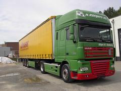 DAF XF 105.460 (Vehicle Tim) Tags: daf xf 105460 lkw truck fahrzeug sattelzugmaschine szm