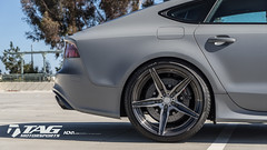 2017 Audi RS7 - ADV5 M.V2 CS Wheels (ADV1WHEELS) Tags: audi audirs7 adv1wheels wheels custom forged concave fivespoke lightweight performance aftermarket twopiece highquality cars autos automotive tuned