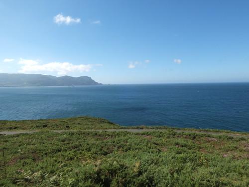 Mirador Garita da Vela - Vista del cabo Ortegal