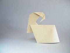Goat - Tuan Nguyen Tu (Rui.Roda) Tags: origami goat tu cabra papiroflexia tuan nguyen chèvre papierfalten ttsan