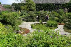 Sunk garden (Henk M gardenphotoblog) Tags: england garden kent tuin christopherlloyd greatdixter