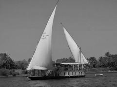 04_Egypt - Dahabiya on the Nile (usbpanasonic) Tags: boats northafrica muslim islam egypt culture nile cairo transportation nil navigation egypte islamic  caire moslem egyptians misr qahera masr egyptiens kahera dahabiyas
