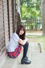 _I1R6625 (mabury696) Tags: portrait cute beautiful asian md model wang lovely  q  bi 2470l            asianbeauty   cubie 85l 1dx q 5d2 5dmk2