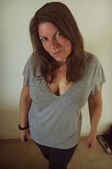 Springing (Melissa Maples) Tags: woman selfportrait me turkey nikon asia trkiye melissa antalya brunette nikkor maples vr afs  18200mm  f3556g  18200mmf3556g d5100