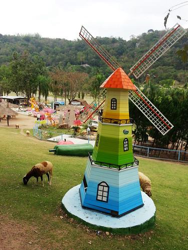 Khao Kheow Sheep Farm