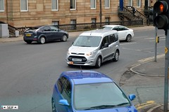 Ford Connect Glasgow 2015 (seifracing) Tags: rescue cars ford private scotland britain glasgow scottish police vehicles research emergency spotting recovery strathclyde hire brigade skoda ecosse 2015 seifracing
