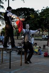 Dandys Acrobtico - Coletivo M'Boitat (Mostra de Teatro de Dourados) Tags: mostra teatro arte circo cu ao dourados espetculo razes dandys