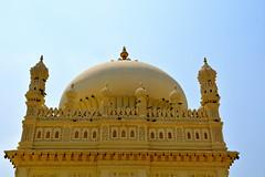 DSC_0063 (drs.sarajevo) Tags: india karnataka srirangapatnam gumbaz mausoleumtipusultan