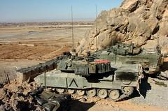 Canadian Leopard C2 (Broń Pancerna) Tags: afghanistan soldier army gun tank canadian leopard artillery gunner kandahar opathena masumghar jtfafg jointtaskforceafghanistan leopardtanks