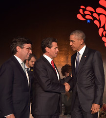 """Foro Empresarial de las Américas """"Diálogo de Jefes de Estado"""""""