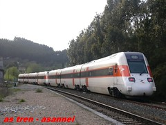 ESTACION DE BREGUA (asannei) Tags: train tren rail railway estacion ferrocarril renfe adif ffcc 598 automotordiesel