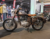 Royal Enfield Bullet Classic EFI Patine