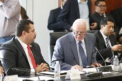 Para que realmente el país aumente su productividad, es necesario vincular a las universidades con el sector empresarial: Senador Victor Hermosillo