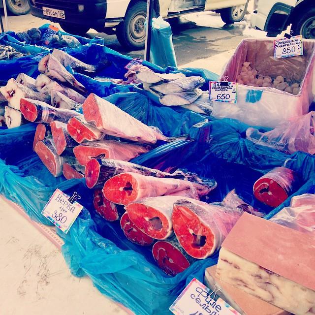 фото:    ...   ...     #Travel #Vladivostok #Russia #Владивосток #Main #Square #Weekend #Market