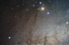 Dark lanes at Scorpius region (Davegn) Tags: astrometrydotnet:status=solved astrometrydotnet:id=nova1099604