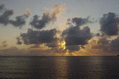Sunset, Cruise San Blas Islands Day 3, Puerto Lindo To Cartagena, Panama To Colombia (ARNAUD_Z_VOYAGE) Tags: trip cruise blue sea cloud color colour colors beautiful clouds america landscape puerto islands coast boat canal site amazing san colombia ship colours view district south capital centro central lindo american huge to caribbean indians 365 panama region cartagena department province blas kuna archipelago active yala centrale cays guna comarca