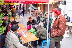Les tibétains sont très présents à Kangding