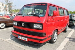 VW T3 Limited Last Edition LLE (Mc Steff) Tags: bus vw last volkswagen t3 limited edition bulli 2014 lle breuningerland