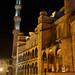 2015-03-30 04-15 Nepal 015 Zwischenstopp Istanbul, Sultan Ahmed Camii (Blaue Moschee)