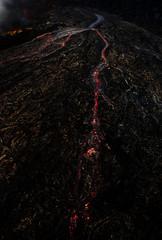 Volcano Ash and Lava