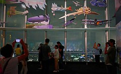 Ghibli-expo3.Tokyo Roppongi (sapphire_rouge) Tags:     ghibli nekobus   animation manga  totoro   boy hayaomiyazaki tokyo  night japanese  roppongi japan
