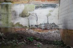 Seconde vie (Delpro-Photographie) Tags: factory decay sony 55mm graff fe f18 usine urbex a7ii explorationurbaine delpro
