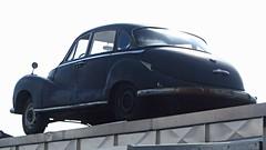BMW 501 (vwcorrado89) Tags: bmw 501 502 v8 barokengel baroque angel baroqueangel old rusty abandoned