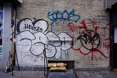 CESP (alwaysanalias) Tags: cesp kez kez5 cope hektad graffiti art aerosol spray paint painting vandalism outdoors street photo sidewalk urban urbanist manhattan bronx nyc