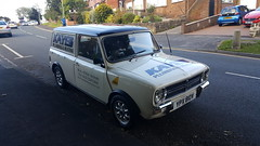 Mini Clubman Van (1980) (Moments of Yesterday) Tags: retro 1000 heating plumbing kayes