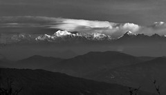 The Treasures of Snow.....!! Eastern Himalayas (sandy_photo) Tags: mountains landscape dawn himalayas highaltitude westbengal mountainscape sandakphu tonglu kanchanjungha easternhimalayas firstight sandipsarkarphotography