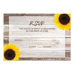 (Sunflower Barn Wood Wedding RSVP Response Card) #Affordable, #Barn, #Beautiful, #Budget, #Country, #Cowboy, #Cowgirl, #Fall, #Farm, #Floral, #Flowers, #Response, #Rsvp, #Rural, #Rustic, #Sophisticated, #Spring, #Summer, #Sunflower, #SunflowerWeddingRespo (CustomWeddingInvitations) Tags: sunflower barn wood wedding rsvp response card affordable beautiful budget country cowboy cowgirl fall farm floral flowers rural rustic sophisticated spring summer sunflowerweddingresponse sunflowerweddingrsvp is available custom unique invitations store httpcustomweddinginvitationsringscakegownsanniversaryreceptionflowersgiftdressesshoesclothingaccessoriesinvitationsbinauralbeatsbrainwaveentrainmentcomsunflowerbarnwoodweddingrsvpresponsecard weddinginvitation weddinginvitations