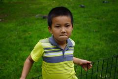 Boy with attitude (Xu@EVIL Cameras) Tags: portrait berlin 35mm voss f28 exakta piesker