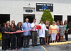 Ribbon Cutting Cherokee Eye Clinic Aug 2015