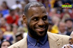 Lebron James Donates Whopping $41 Million To 1,100 Kids To Go To College (vibeslinkradio) Tags: college donates featured james lebron million ovp vibeslink vlr whopping