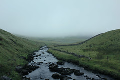 Yorkshire Dales (Alex Fordham) Tags: fog stream moody yorkshire brooding